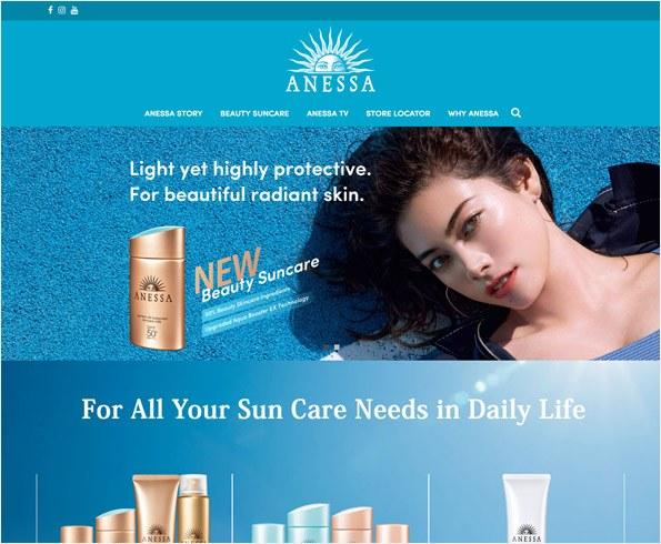 Anessa Web Design